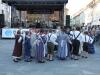 Mlajša in starejša otroška folklorna skupina Preddvor